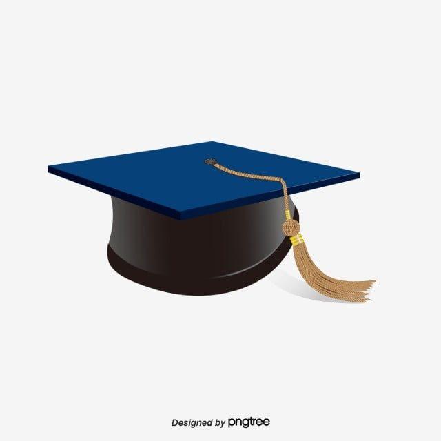 Blue Graduation Cap Graduation Hat Clipart Vector Png Hat Png Transparent Clipart Image And Psd File For Free Download Blue Graduation Graduation Cap Hat Clipart