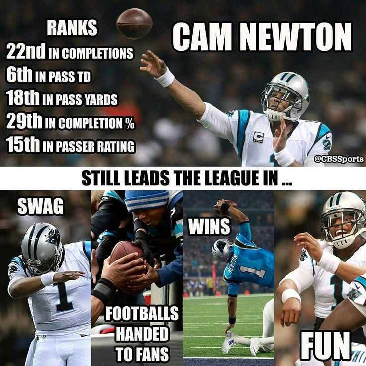 @Regrann from @cbssports -  Passing stats don't tell the true story of Cam's magical season. #Panthers #Regrann