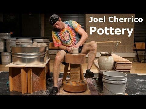 Pottery World Record: 159 Pots In One Hour On A Kick-Wheel - YouTube I swear to god, I have seen better.
