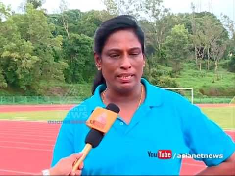 Govt not give any helps to tinu Tintu Lukka for Olympics preparation says P T Usha - YouTube