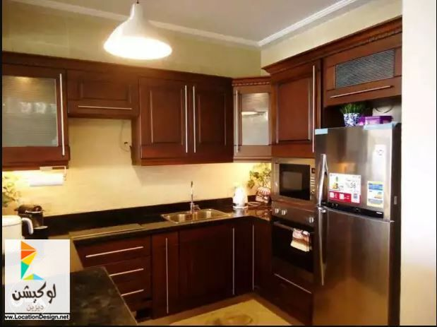 معارض مطابخ 2019 2020 تصاميم مطابخ مودرن صغيرة وبسيطة Kitchen Kitchen Cabinets Decor