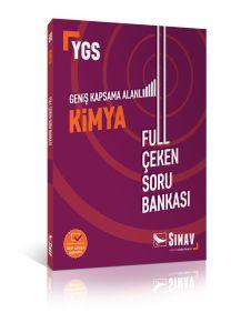 Sınav Yayınları YGS Kimya Ful Çeken Soru Bankası