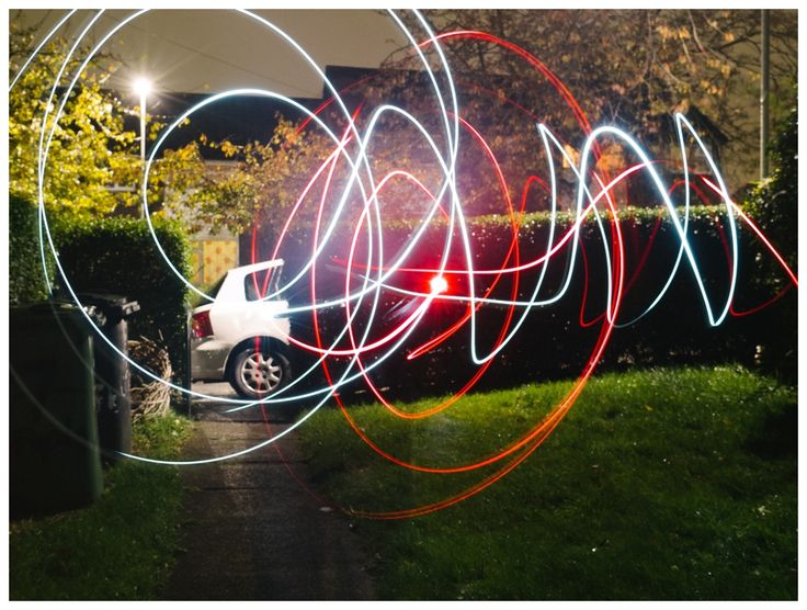 Long Exposure - Taking Sparkler Pictures | Tots 100