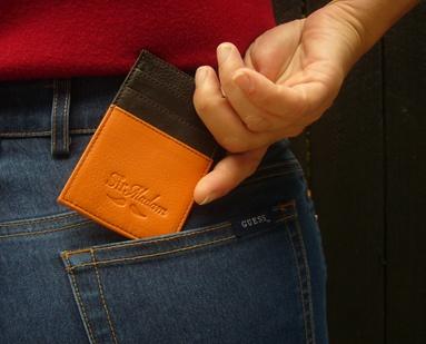 Slides easily into the smallest pocket