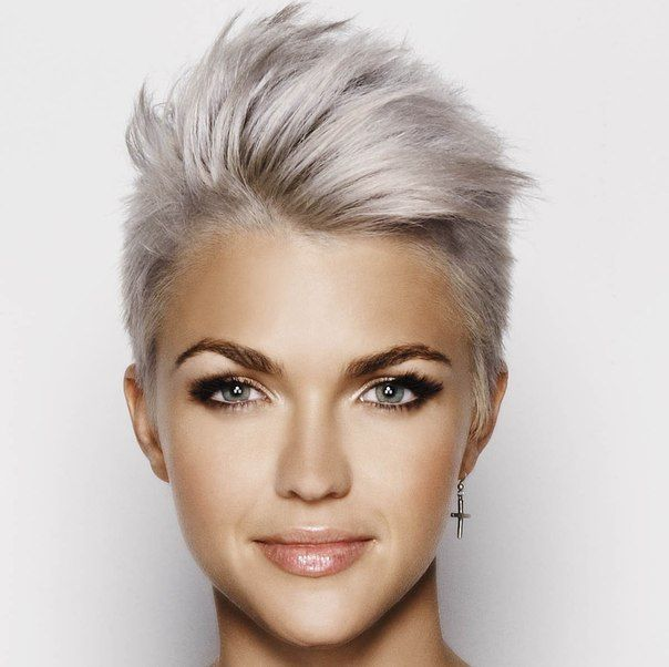 edgy short hair ideas