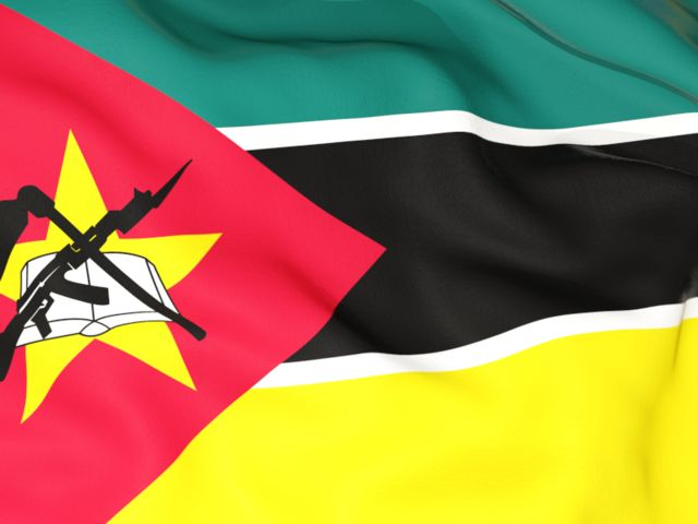 Flag background. Download flag icon of Mozambique at PNG format