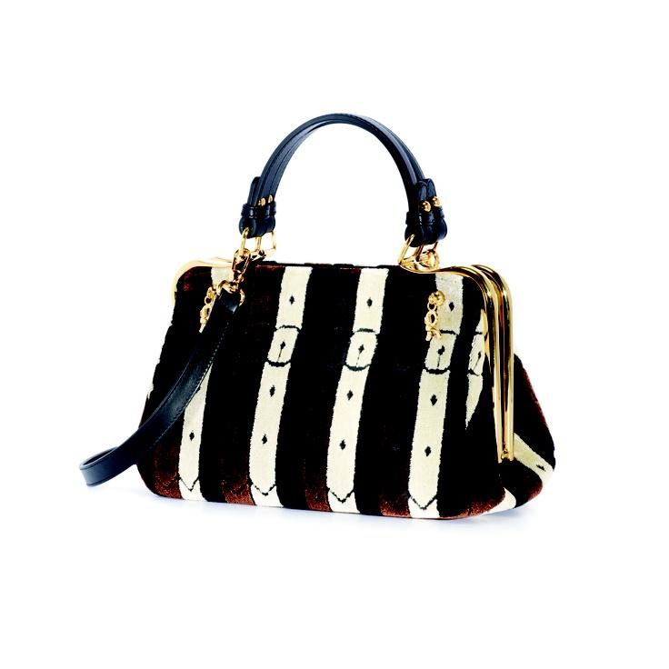 Roberta di Camerino Mini Caravel Bag