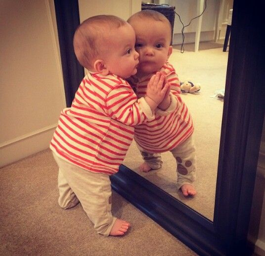 Eduardo Saccone Joly - Baby Eduardo ;is that me in the mirror? x