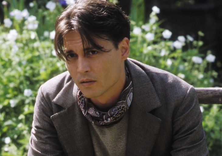 Johnny Depp Finding Neverland 382 best images about ...