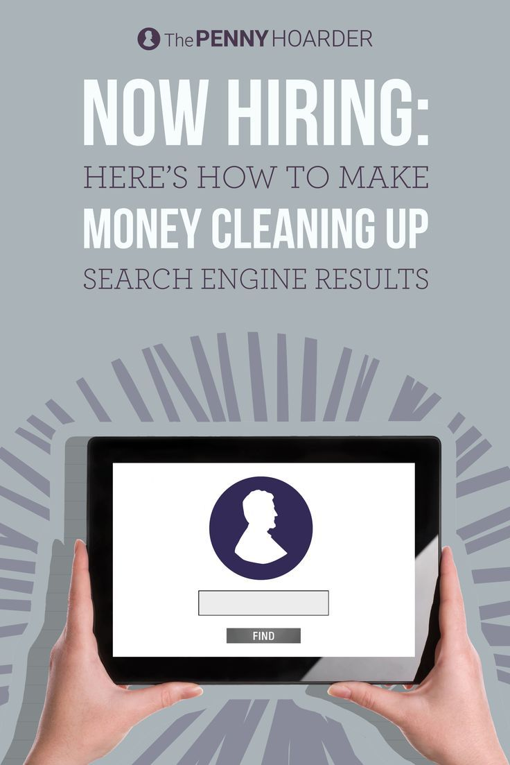 Tired of not finding what you're looking for online? Here's how to make money as a work-from home search engine evaluator... /thepennyhoarder/