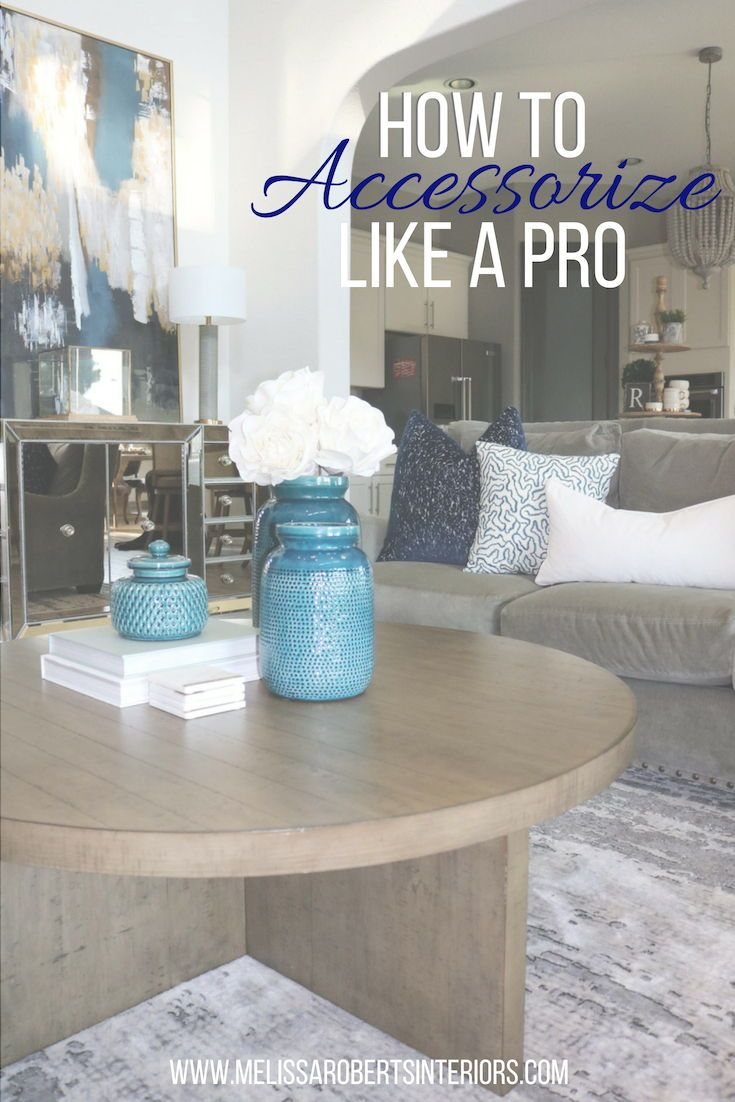 How to accessorize your home like a pro! home accessories home
