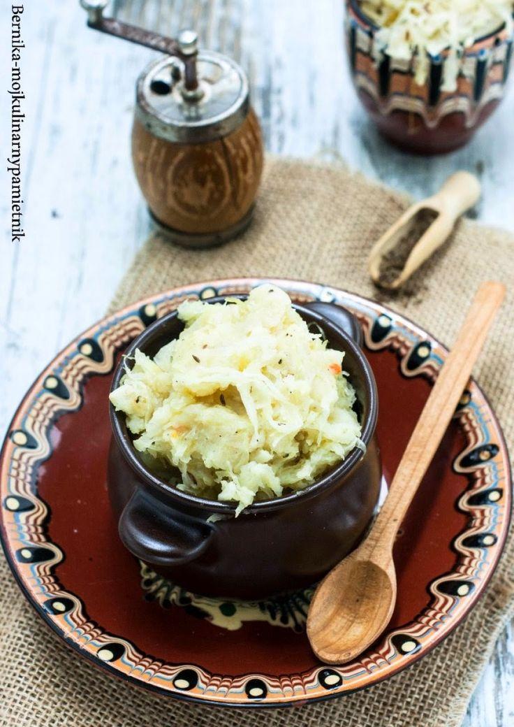 Kartofelkraut, ciapkapusta, kapusta, kuchnia slaska, bernika, kulinarny pamietnik