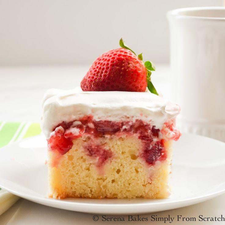 The 54 Most Delish Strawberry Shortcake Recipes