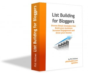List Building for Bloggers - Denise Wakeman