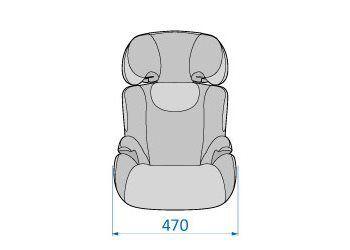 Maxi-Cosi Rodi XP booster group 2/3 isofix child car seat