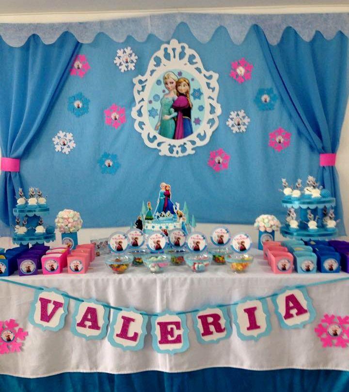 17 mejores ideas sobre globos de frozen en pinterest globos de nieve decoracion frozen y - Decoracion cumpleanos infantiles manualidades ...
