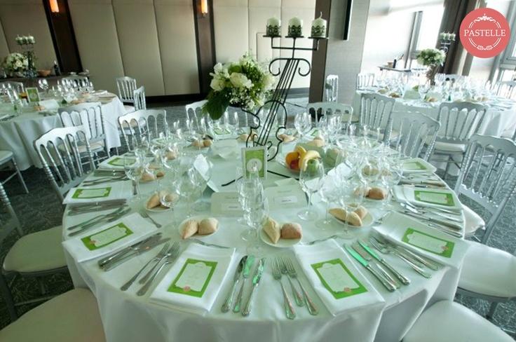 Music Amp Mint Green Wedding Decoration Centerpiece