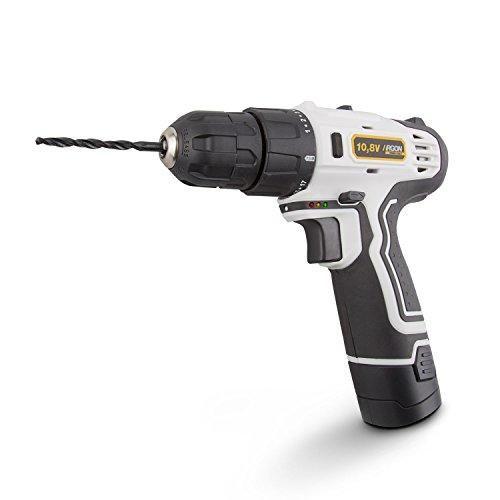 Oferta: -€. Comprar Ofertas de Argon Power Tools 46243 - Taladro atornillador de batería de litio (10.8V, 0-1350 RPM, 17 posiciones PAR, carga rápida, Luz L barato. ¡Mira las ofertas!