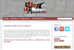 New Moving Companies added to CMac.ws. ABC Movers in Austin, TX - http://moving-companies.cmac.ws/abc-movers/14243/