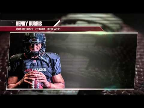 Did you hear what Henry Burris had to say to Rider Fans? - YouTube