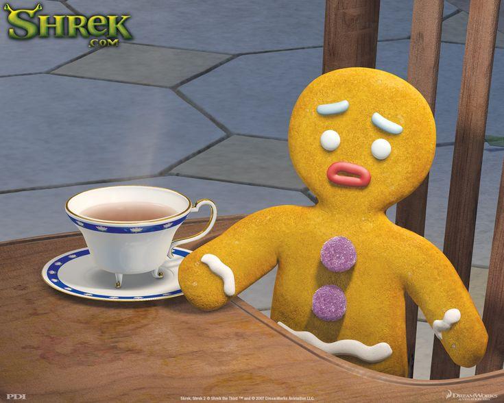 36 best gingy images on pinterest shrek gingerbread man - Anne de shrek ...