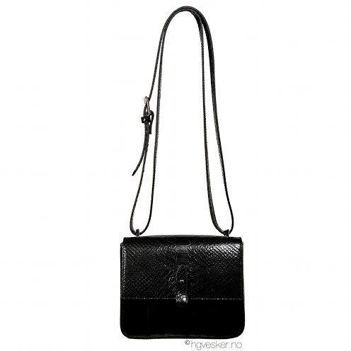 Decadent 558 Two Way Small Bag Anaconda Black finnes i fire farger på www.hgvesker.no.