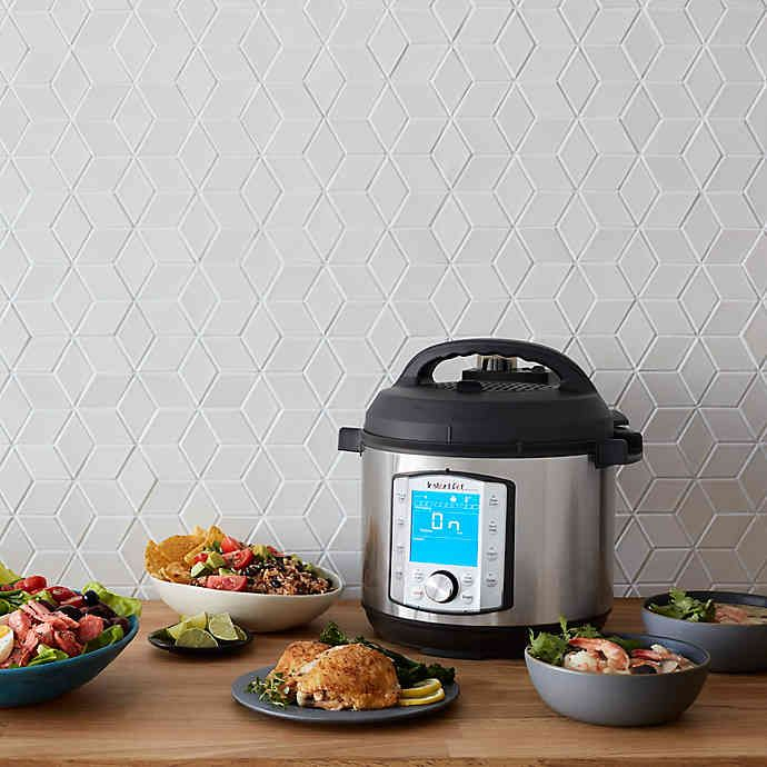 Instant Pot 10 In 1 Duo Evo Plus Programmable Electric Pressure Cooker Bed Bath Beyond Utensilios De Cozinha Cozinha