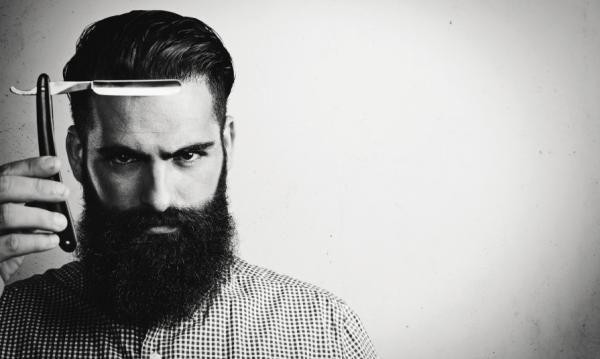 Cómo cuidar la barba larga - 5 pasos (con imágenes)
