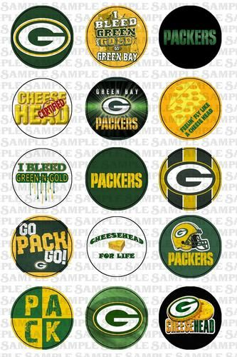 Green Bay Packers logos NFL