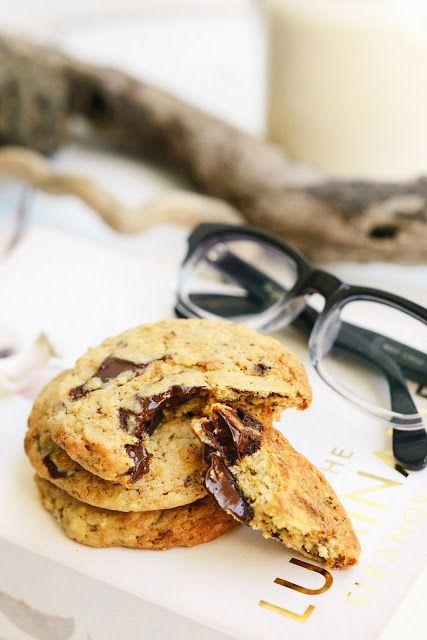 De la cuisine: Boucle d'or de style américain Cookies aux morceaux de chocolat