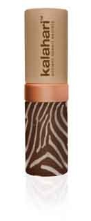 Kalahari Soothing Lips.  Rich in essential fatty acids and vitamins this Soothing Lip Balm will calm and sooth dry chapped lips immediately, leaving them smooth and noticeably moist.