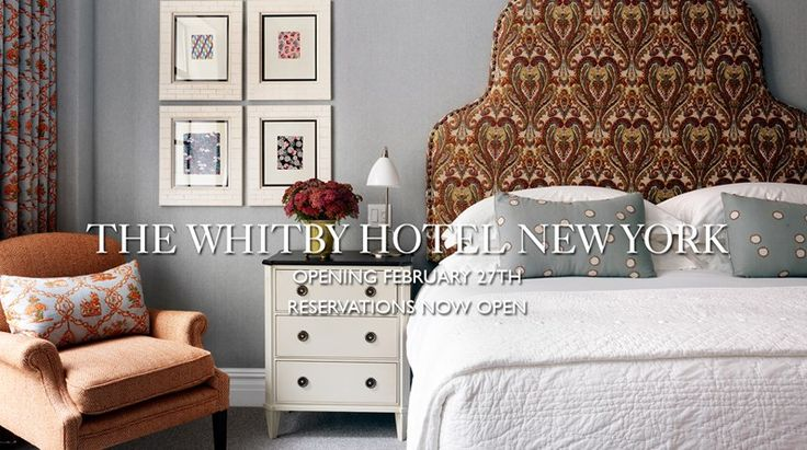 Firmdale Hotels - The Whitby Hotel