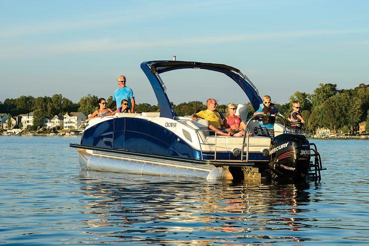 Check out some of the best pontoon boats for 2015.                                                                                                                                                      More