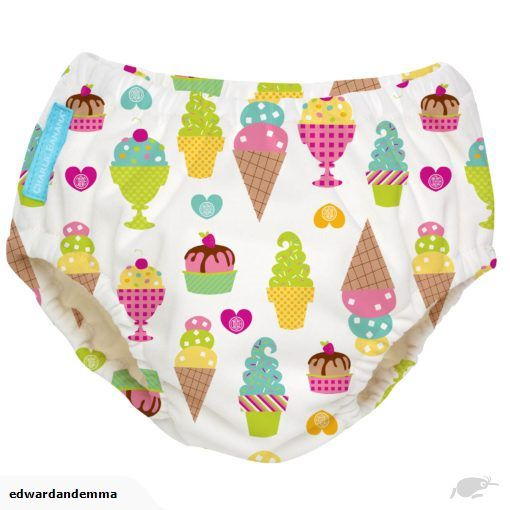 Charlie Banana® Reusable Baby Swim Nappy | Gelato Print