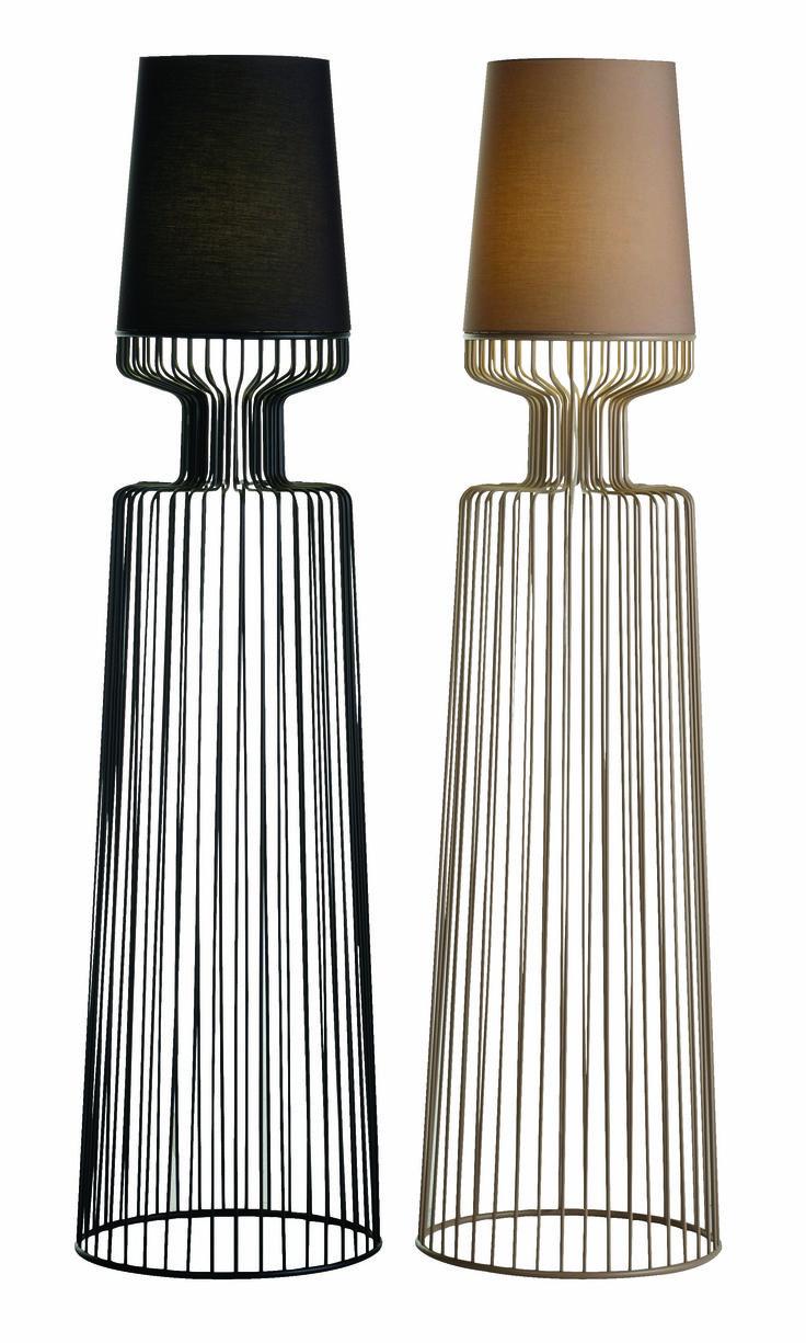 Roche Bobois - INSIDE floor lamp - design Alessio Bassan #rochebobois ...