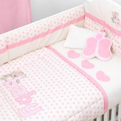 Полный Утешитель Установить для Детская кроватка, Омм