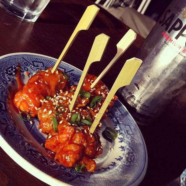 416 Snack Bar - Contemporary/modern small plates and cool vibe