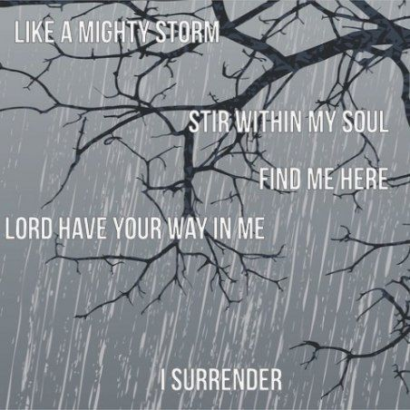 Hillsong - I surrender