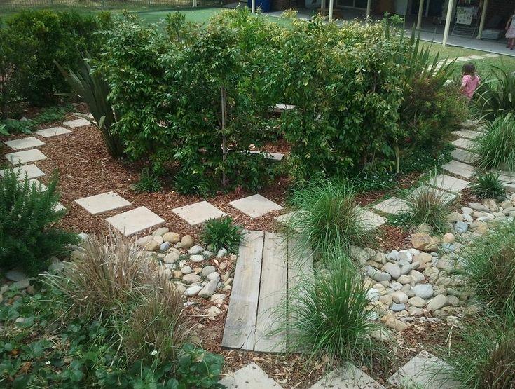 Gosford Preschool - Sensory Adventure Garden - galleries - Edible Kids' Gardens