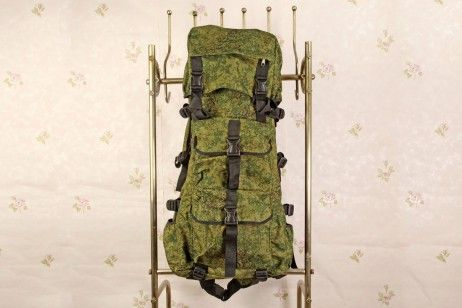 """RAID DIGITAL CAMO BACKPACK (50+5 LITERS).The Army raid backpack """"Russian Digital"""" with upholstered headboard.The capacity of 50 liters (13 US gal)is possible of increasing to 55 liters (14 US gal).Made of reinforced synthetic Poly Oxford 600D PU Rombus Rip Stop fabric with waterproof coating. #backpack #weapons #ammunition #bag #Army #raid #bands #BackToSchool #Bags #Travel #Handbags #Rucksack #Fashion #Backpacking #military #spetsnaz #paratroopers #hunting #hunter #tourism #traveller…"""