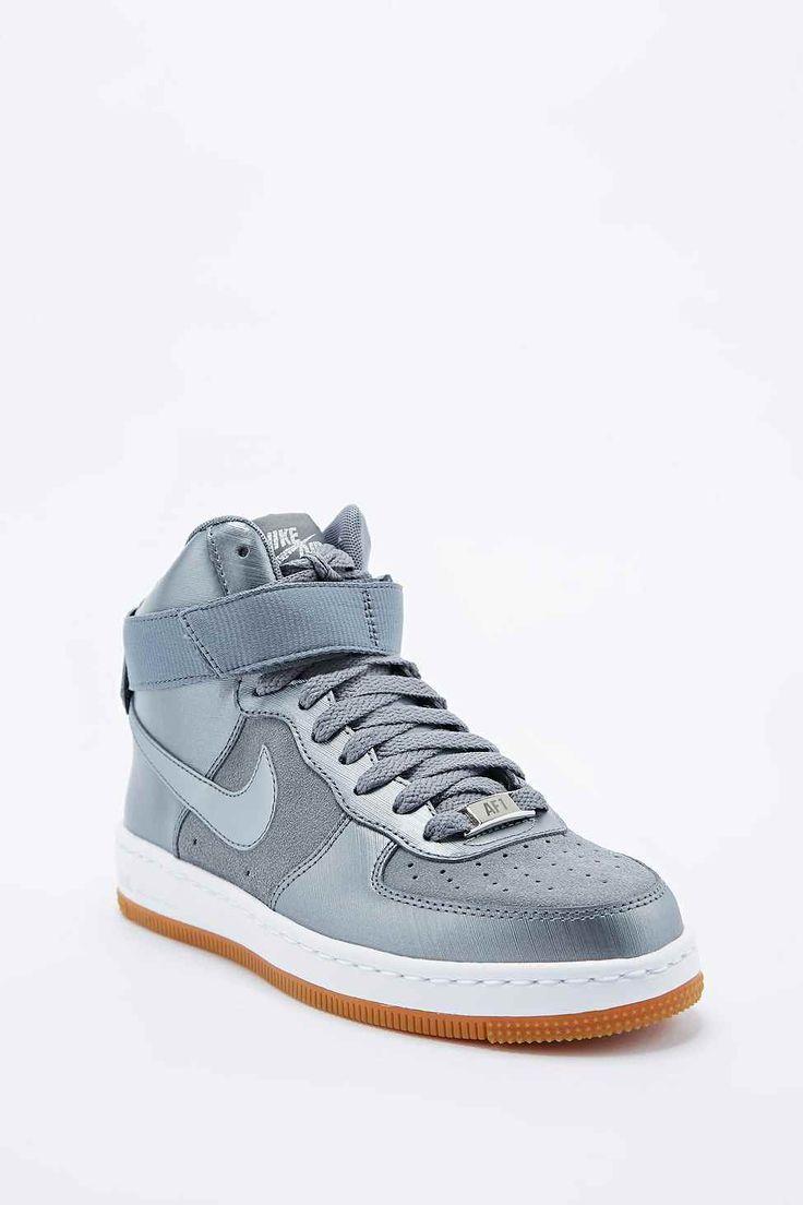 Nike Air Force 1: Silver