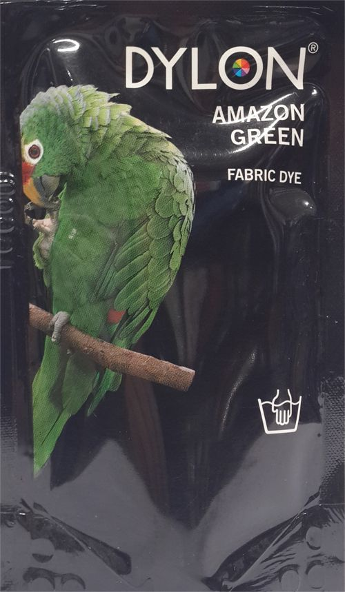 DYLON HAND DYE 50 g  AMAZON GREEN (59)