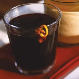 Mulled Wine | Williams-Sonoma Used half the amount of nutmeg and added a splash of brandy