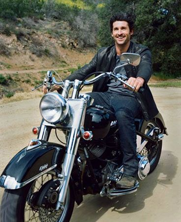 Does anybody know any celebrity motorcyclists? | Yahoo Answers