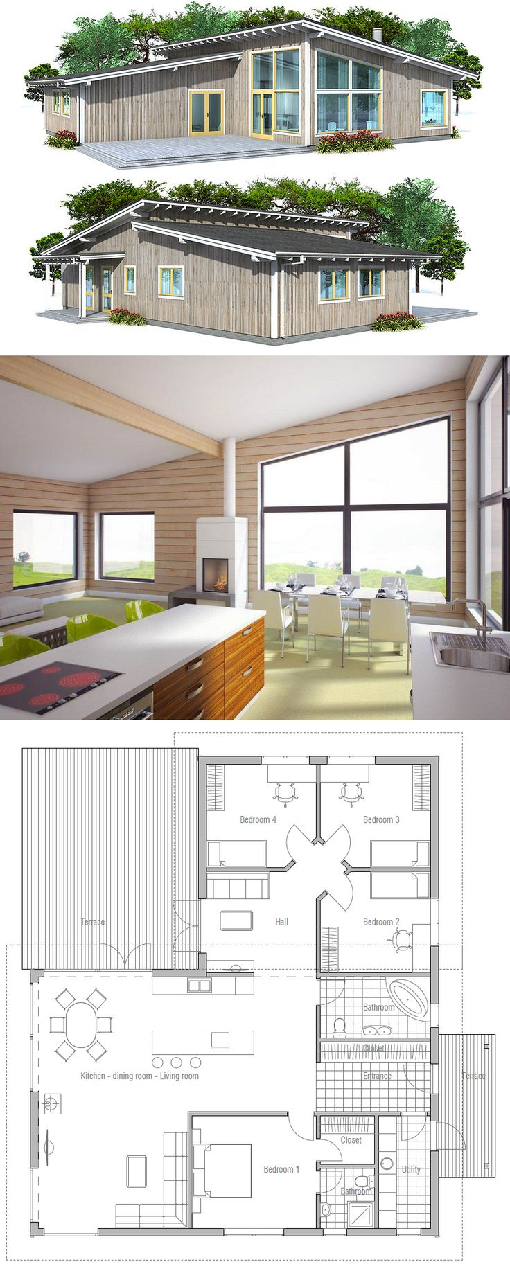 Small House Plan 1779 best House plans