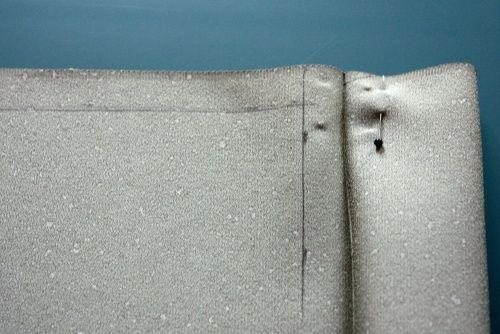 Sewing kimono part 4