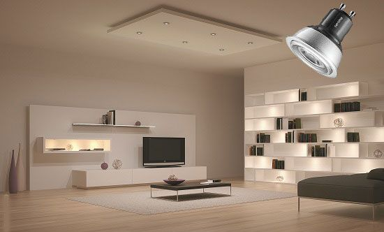 #LED #GU10 products are a perfect replacement for #halogen #lamps, and consume 90% less energy.