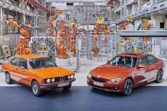 BMW Serie 3: nuovi allestimenti per i 40 anni
