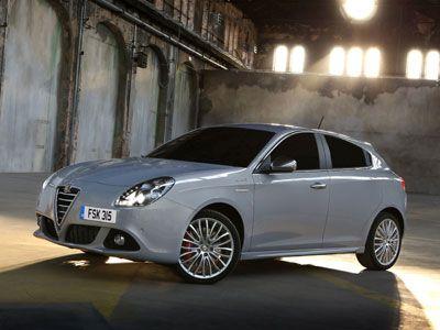 Alfa Romeo Giulietta (2014)