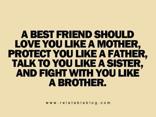 Best Friend Quotes We May Fight : Quotes love my friends